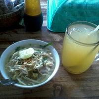 "Photo taken at Soto Kudus ""Menara Kudus"" by Indriiii A. on 5/18/2013"