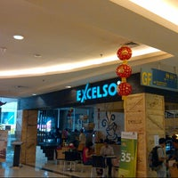 Photo taken at EXCELSO Café by Tom K. on 2/12/2013