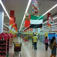 Photo taken at Lulu Hypermarket by Austin on 12/2/2012