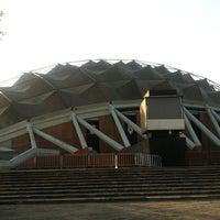 Photo taken at Palacio de los Deportes by Fer R. on 2/22/2013