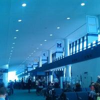 Photo taken at Bishop International Airport (FNT) by John M. on 1/4/2013