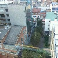 Photo taken at Universidad Piloto de Colombia by Mario Andres R. on 5/24/2013