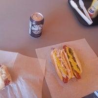 Photo taken at Coney Island Joe's by Maritza R. on 11/23/2012