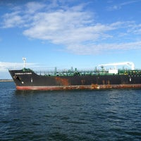 Photo taken at Boston Harbor Whale Watch by Emilia R. on 5/26/2014