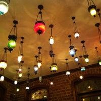 Photo taken at Nev-i Cafe by Cihan S. on 10/28/2012