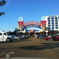 Photo taken at Horseshoe Casino and Hotel by Marti on 11/16/2012
