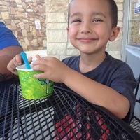 Photo taken at Spoons Yogurt by Kerri C. on 6/21/2013