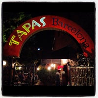 Photo taken at Tapas Barcelona by Meghann K. on 9/26/2012