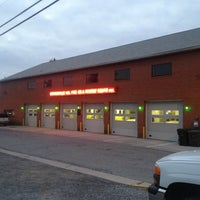Photo taken at Branchville Volunteer Fire Company & Rescue Squad by Bryan H. on 3/1/2013