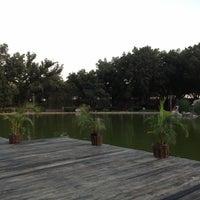 Photo taken at Atracciones El Lago by Alezzia F. on 2/5/2013