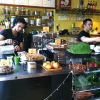 Photo taken at Siggy's Good Food by Jessica S. on 5/18/2013
