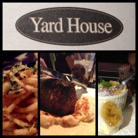 Photo taken at Yard House by Ruby D. on 10/25/2012