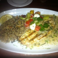 """Photo taken at Moretti's Ristorante & Pizzeria by Andre """"Chronic Winter"""" H. on 8/18/2013"""
