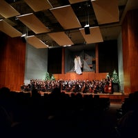 Photo taken at Carroll University - Shattuck Music Center by Charlie G. on 12/21/2016