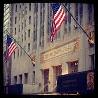 Photo taken at Waldorf Astoria New York by Heather K. on 10/2/2012