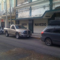 Photo taken at Libreria Navedo by Corpus M. on 10/2/2012