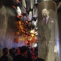 Photo taken at Clyde Frazier's Wine and Dine by Ra W. on 4/24/2013