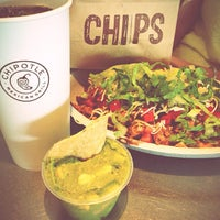 Photo taken at Chipotle Mexican Grill by A. Jordan F. on 9/27/2013