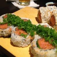 Photo taken at Sushi Ota by Bernadette B. on 12/28/2012