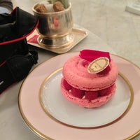 Photo taken at Ladurée by Yacoub A. on 1/26/2013