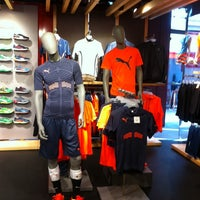 Photo taken at The PUMA Store by Alan F. on 3/14/2014