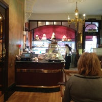 Photo taken at Patisserie Valerie by Alan F. on 3/6/2013