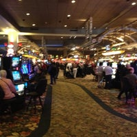 Photo taken at Four Winds Casino by Doug T. on 11/16/2012