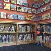 Photo taken at San Carlos Library by Olga S. on 6/1/2016