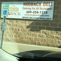 Photo taken at Hogback Deli by Robert G. on 8/30/2016