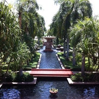 Photo taken at Hyatt Regency Hua Hin by Krit W. on 6/2/2013