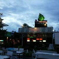 Photo taken at The Greenery Restaurant & Beer Garden by Lek J. on 7/19/2013