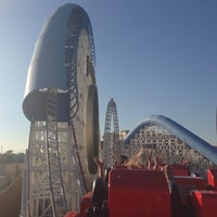 Photo taken at California Screamin' by TJ G. on 10/17/2012