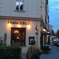 Photo taken at Ristorante Francesco by Wolfgang R. on 10/11/2012