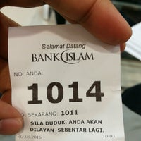 Photo taken at Bank Islam by Aliff H. on 8/2/2016