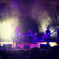 Photo taken at Big Bang Music Fest by Andrea P. on 6/1/2014