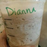 Photo taken at Starbucks by Diana S. on 5/8/2016