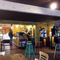 Photo taken at El Diablo Coffee by James M. on 11/17/2012