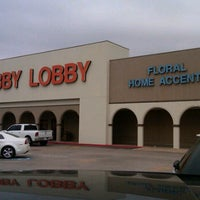 Photo taken at Hobby Lobby by Marlo B. on 4/2/2013