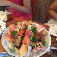 Photo taken at Deusimar Sushi by Malika L. on 2/12/2013