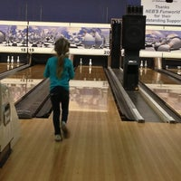 Photo taken at NEB's Fun World (North End Bowl) by Amber R. on 2/21/2013