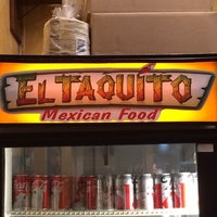 Photo taken at El Taquito by José O. on 1/24/2014