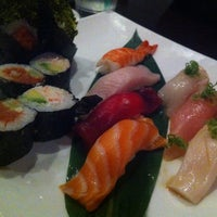 Photo taken at Starfish Sushi by stef m. on 1/7/2013