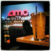 Photo taken at AMC Dine-In Theatres Menlo Park 12 by Dennis O. on 12/15/2012