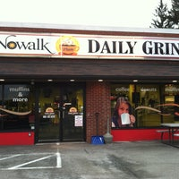 Photo taken at Nowalk Daily Grind by Freeflight A. on 2/26/2013
