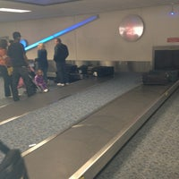Photo taken at Baggage Claim by Scot M. on 3/6/2013