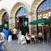 Photo taken at Starbucks by HMH on 8/24/2013