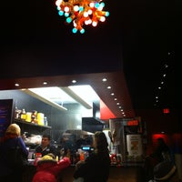 Photo taken at BGR - The Burger Joint by Walter V. on 11/25/2012