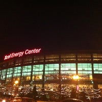 Photo taken at Xcel Energy Center by Laura v. on 1/17/2013