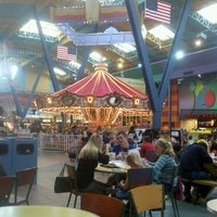 Photo taken at Concord Mills Food Court by Billy B. on 1/12/2013