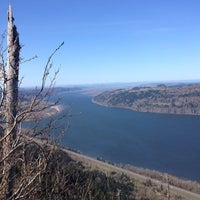 Photo taken at Angels Rest by Kira D. on 3/30/2013